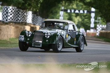 Keith Ahlers, Morgan Plus 4 1956