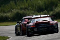 #87 Farnbacher Loles Racing Porsche 911 GT3 RSR: Bryce Miller, Wolf Henzler