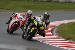 James Toseland, Monster Yamaha Tech and Niccolo Canepa, Pramac Racing