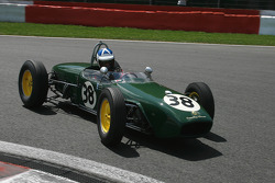 #38 John Chisholm (GB) Lotus 18, 1960, 2500cc