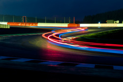 Wild lights at Spa