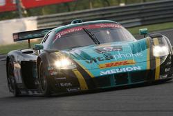 #1 Vitaphone Racing Team Maserati MC 12: Michael Bartels, Andrea Bertolini, Stéphane Sarrazin, Alexandre Negrao