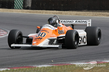 David Abbott, Arrows A4