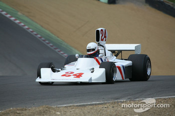Frank Sytner, Hesketh 308
