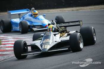 David Coplowe, Lotus 87, Terry Sales, Osella FA1