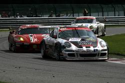 Les Fagnes; #160 Prospeed Competition Porsche 911 GT3 Cup S: Rémy Brouard, Eric Havette, Philippe Nozière, Christophe Kerkhove