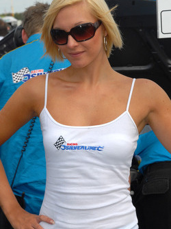 Team Silverline Grid Girl