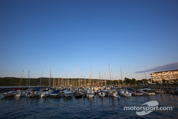 Marina on Seneca Lake
