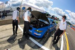#32 PR1 Motorsports BMW M6: Max Hyatt, Jeff Westphal