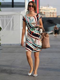 Patricia Papen, Wife of Nick Heidfeld