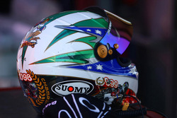 Helmet of Troy Bayliss