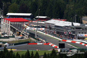 The favorite circuit on the calendar: Spa-Francorchamps
