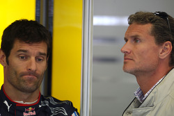 Mark Webber, Red Bull Racing, David Coulthard, Red Bull Racing, Consultant