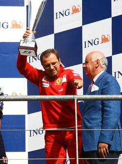 Winning Constructor, Stefano Domenicali, Scuderia Ferrari, Sporting Director