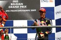 3rd, Sebastian Vettel, Red Bull Racing