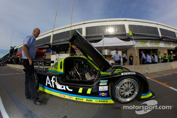 #77 Doran Racing Ford Dallara: Marcos Ambrose, Carl Edwards
