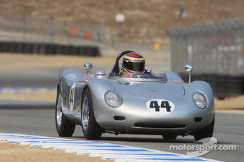 John Higgens, 1959 Porsche RSK