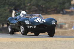 Terry Larson, 1954 Jaguar D-Type