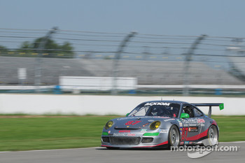 #87 Farnbacher Loles Racing Porsche GT3: Dirk Werner, Leh Keen