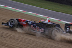Mika Maki, Signature Dallara F308 Volkswagen crashes
