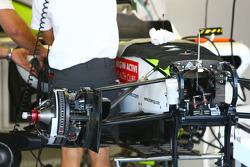 Brawn GP, 001 Detail