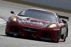 #78 Advanced Engineering Ferrari F430 GT: Matt Griffin, Peter Bamford