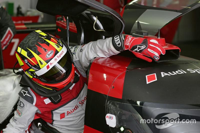 #7 Audi Sport Team Joest, Audi R18: Benoit Tréluyer