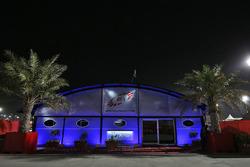 The F1 Communications Hub
