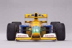 Michael Schumacher Benetton auction