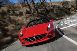Ferrari California T HS testing