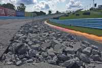 NASCAR Sprint Cup Foto - Ripavimentazione Watkins Glen