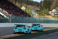 Жан-Карл Верне та Стефано Коміні, Leopard Racing, Volkswagen Golf GTI TCR