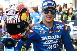 Third place Maverick Viñales, Team Suzuki MotoGP