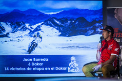 Joan Barreda, Honda