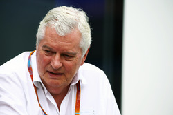 Pat Symonds, Williams Chief Technical Officer