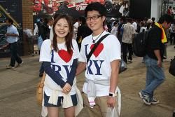 Fans of Roger Yasukawa