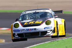 #61 Prospeed Competition Porsche 911 GT3 RSR: Darryl O'Young, Marco Holzer