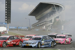 Start: Jamie Green, Persson Motorsport AMG Mercedes C-Klasse