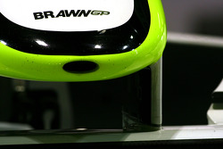 Brawn GP front wing