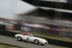 Rahal/Newey - Jaguar E-Type Lightweight