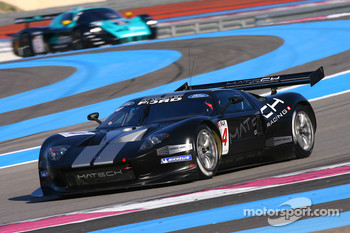 #44 Matech GT Racing Ford GT: Thomas Mutsch, Herni Moser