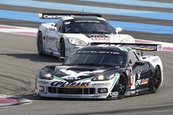 #3 Selleslagh Racing Team Corvette Z06: Bert Longin, James Ruffier