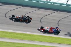 Danica Patrick, Andretti Green Racing, Hideki Mutoh, Andretti Green Racing