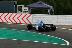 Spinning, #4 Abba Kogan, Fuchs Oil, F1 Tyrrell 023 Yamaha