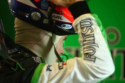 #25 Fujitsu Racing: Karl Riendler