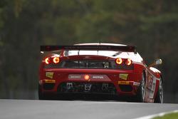 #78 BMS Scuderia Italia Ferrari F430: Stéphane Lemeret, Luigi Lucchini