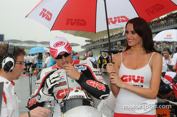 Randy De Puniet, LCR Honda MotoGP
