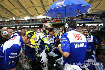 Valentino Rossi, Fiat Yamaha Team