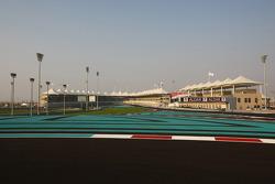 The New Abu Dhabi Yas Marina Circuit