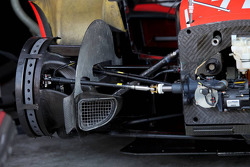 Suspension of an Audi R 10